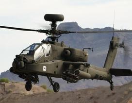 Hàn Quốc mua 36 trực thăng chiến đấu Apache đối phó Triều Tiên