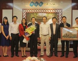 Thường trực Tỉnh ủy tỉnh Quảng Bình làm việc tại Tập đoàn FLC