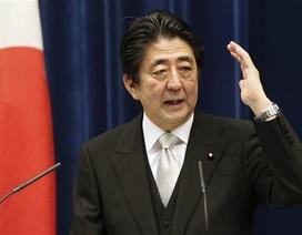 Thủ tướng Nhật sẽ nêu vấn đề Biển Đông trước các hội nghị thượng đỉnh toàn cầu