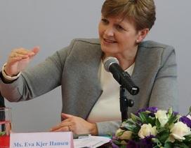 Đan Mạch cam kết giúp Việt Nam phát triển ngành nông nghiệp và thực phẩm