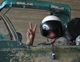 Những chuyến bay sinh tử của các phi công Syria