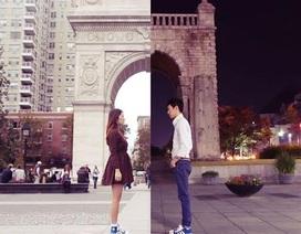 Cặp đôi Hàn Quốc tung bộ ảnh hai nửa yêu xa gây sốt