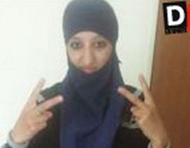 Nữ nghi phạm đánh bom tự sát Paris lớn tiếng với cảnh sát