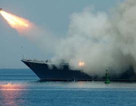 Tàu ngầm Nga nã tên lửa từ Địa Trung Hải diệt IS
