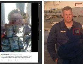 Nga xác nhận 1 phi công Su-24 bị bắn chết