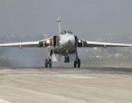 Su-24 vẫn không nghỉ sau hơn 50 lần xuất kích