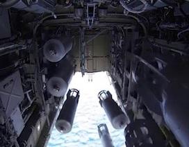 Nga dội gần 2.000 quả bom diệt khủng bố tại Syria chỉ trong 4 ngày