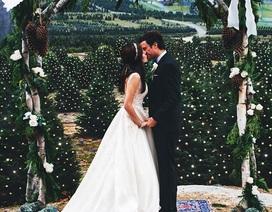 Bộ ảnh cưới mùa Giáng sinh đẹp như giấc mơ cổ tích