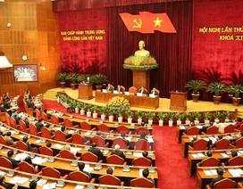Thông qua danh sách ứng cử ủy viên Bộ Chính trị khóa XII