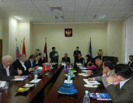 Hội thảo Hội Nông dân thành phố Hà Nội với các nhà doanh nghiệp Nga