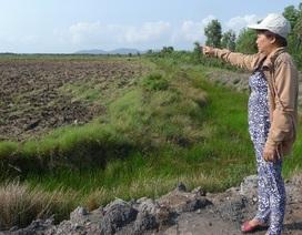 Vụ canh tác đất gần 30 năm bỗng lọt vào đất quỹ của xã: Vẫn không tiếp nhận hồ sơ xin đo đạc đất của dân