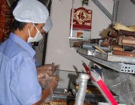 Hà Nội bắt đầu kiểm tra bánh trung thu