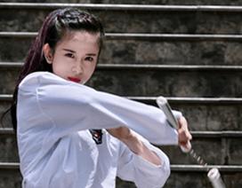 Châu Tuyết Vân - hoa khôi tài năng của làng võ