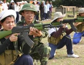3 đối tượng được miễn học môn Giáo dục quốc phòng và an ninh