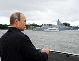 Nga tăng giải pháp quân sự khép vòng vây NATO?