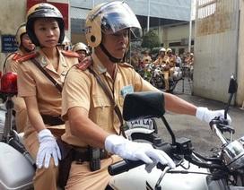 Từ 23/9: Xử phạt học sinh chưa đủ tuổi điều khiển xe máy