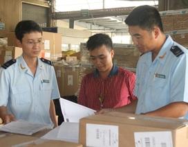 Trên 600 lô hàng nhập khẩu tồn đọng tại sân bay Tân Sơn Nhất