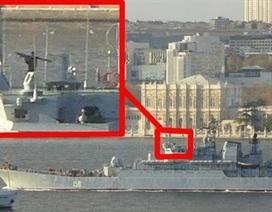 Moscow: Ai dám cấm tàu Nga giương tên lửa ở eo Bosphorus?
