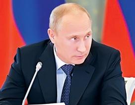 Thế cờ ngoạn mục của ông chủ điện Kremlin