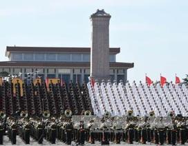 Trung Quốc công bố kế hoạch cắt giảm 300.000 quân
