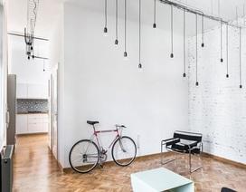 Thiết kế ngôi nhà 51 m2 đẹp trang nhã