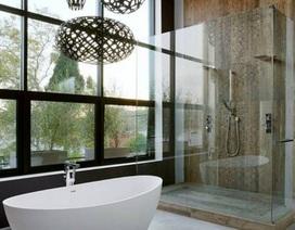 5 điều cần lưu ý khi thiết kế phòng tắm