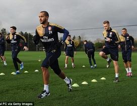 Walcott mang lại sự lạc quan cho Arsenal