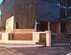 Xây tường rào phá quy hoạch, Handico 7 bị người dân khiếu nại