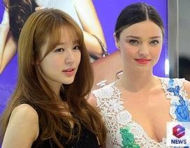 "Yoon Eun Hye cúi đầu xin lỗi sau scandal ""ăn trộm"""