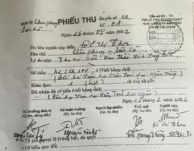 Hà Nội: Lật tẩy bất thường vụ trưởng thôn ký phiếu thu giao 16 lô đất trái thẩm quyền
