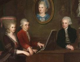 Điều ít biết về tài năng của chị gái thiên tài Mozart