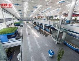 Lộ ảnh sân bay 200 triệu đô từng là căn cứ quân sự của Triều Tiên