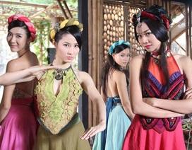 Trang phục trên phim - áo Việt ngỡ áo Tàu: Chọn đúng hay đẹp?