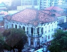 Ngắm căn biệt thự cổ giá gần 35 triệu USD giữa Sài Gòn