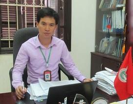 Đại biểu trẻ nhất Đại hội Đảng bộ thành phố Hà Nội