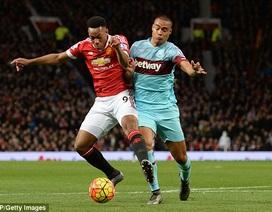 Man Utd 0-0 West Ham: Tiếp tục nhàm chán