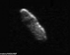 Thiên thạch khổng lồ bay qua Trái đất vào đêm Noel