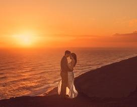 """Ảnh cưới đẹp tuyệt tại Iceland của cặp đôi """"khác người"""""""