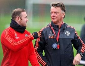 Rooney, Martial trở lại tập luyện cùng Man Utd