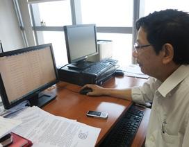Gần hết hạn, nhiều thí sinh làm thủ tục rút hồ sơ tại các trường THPT