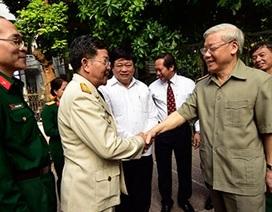 Tổng Bí thư Nguyễn Phú Trọng: Xứng đáng là tờ báo chính trị hàng đầu