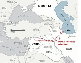 Nga phóng tên lửa hành trình diệt IS: Tại sao, nhằm mục đích gì?