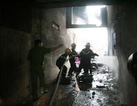 7 tiếng sau vụ nổ kho gas, phát hiện 1 công nhân chết ngạt