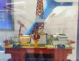Trung Quốc khởi công chế tạo giàn khoan Hải Dương-982