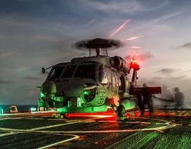Hải quân Mỹ quyết áp sát đảo nhân tạo Trung Quốc ở Biển Đông