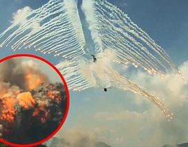 Mỹ-Hàn tập trận bắn đạn thật lớn chưa từng có