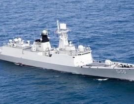 5 tàu hải quân Trung Quốc đã rút khỏi khu vực ngoài khơi Alaska