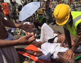 Giẫm đạp gần thánh địa Mecca, hơn 700 người chết