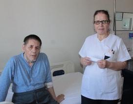 Qua đời sau 47 năm sống trong bệnh viện