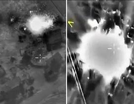 Chiến đấu cơ Nga phá hủy trung tâm chỉ huy của IS